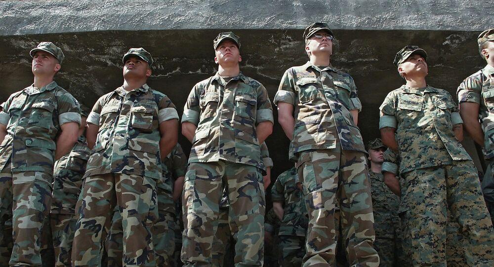 U.S. army instructors