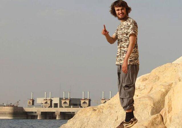 Jack Letts, apelidado de 'Jihadi Jack' pela mídia britânica