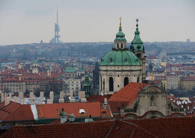 Praga, capital da República Tcheca