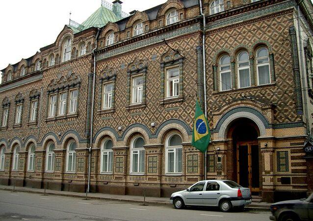 Embaixada do Brasil em Moscou