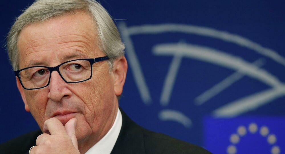 Presidente da Comissão Europeia, Jean-Claude Juncker