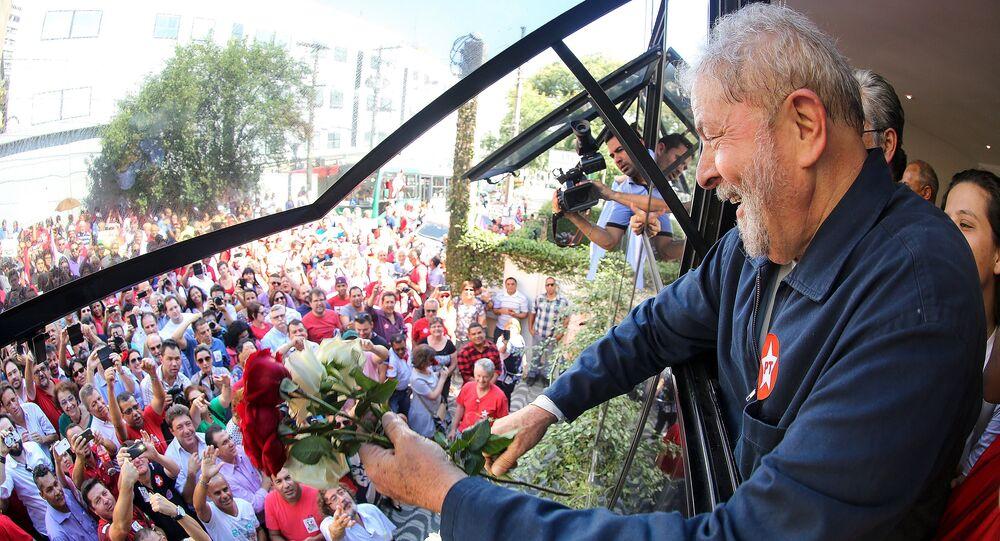 Luiz Inácio Lula da Silva, ex-presidente do Brasil