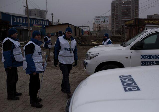 Missão Especial de Monitoramento da OSCE na Ucrânia