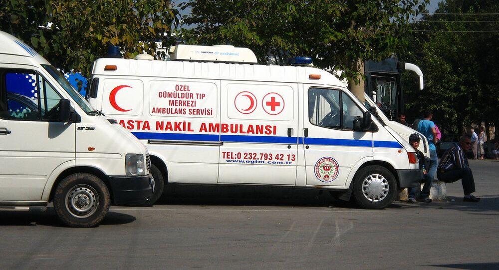 Ambulância turca