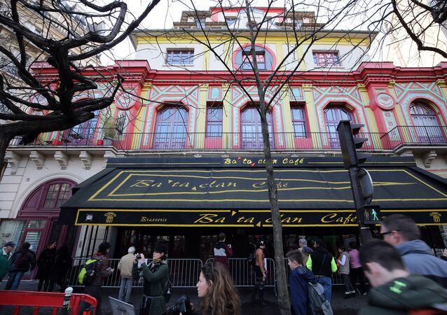 Sala de shows Bataclan, Paris