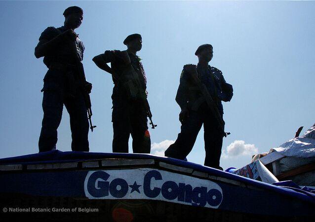 Polícia da República Democrática do Congo