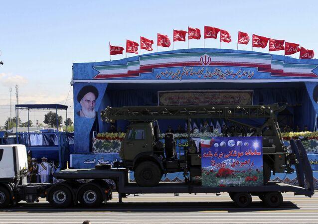 O contrato entre a Rússia e o Irã sobre os S-300 deverá ser implementado em 2016.