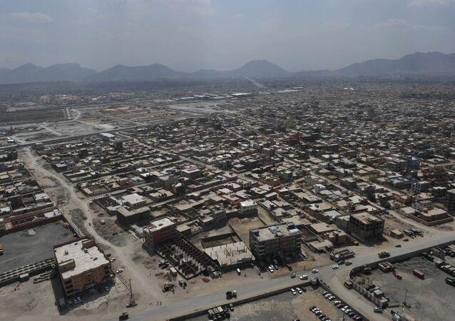 Kabul, capital do Afeganistão