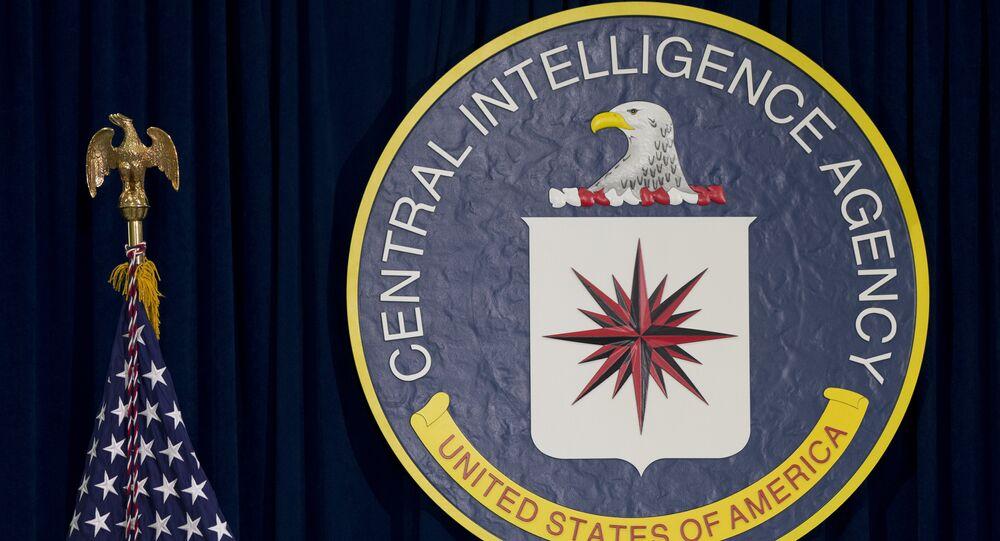Agência Central de Inteligência dos EUA (CIA na sigla em inglês)