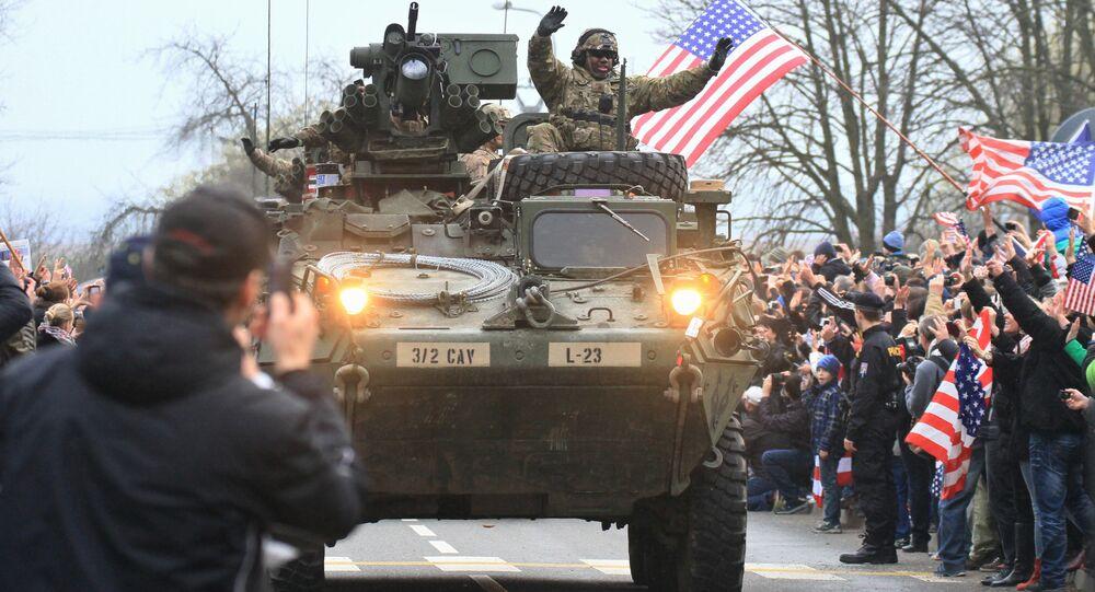 As Forças Armadas dos EUA