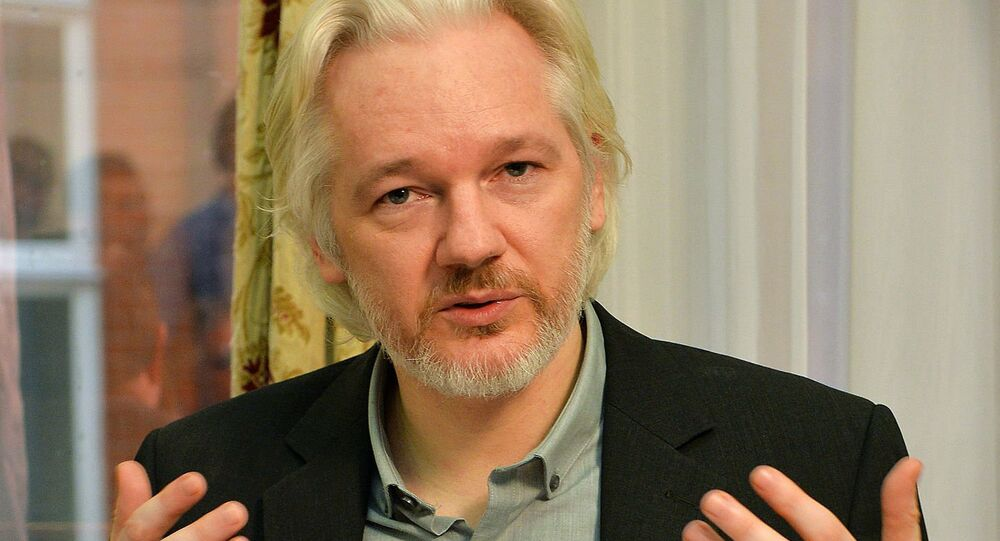 Julian Assange, fundador do WikiLeaks.