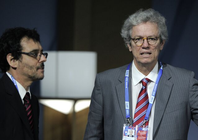 Paulo Nogueira Batista Jr., diretor-executivo do Fundo Monetário Internacional