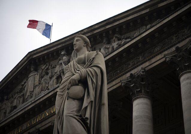 A Assembleia Nacional da França