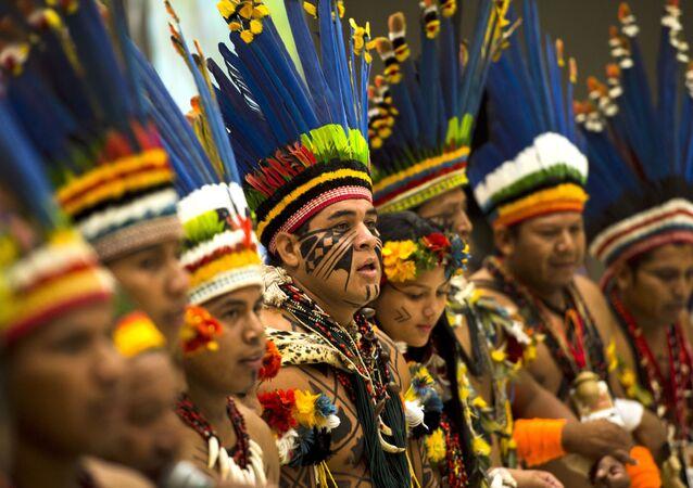 1ª Conferência Nacional de Política Indigenista - 14/12/2015- Brasília- DF- Brasil
