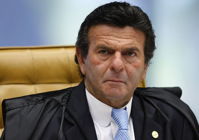 Ministro do Supremo Tribunal Federal (STF), Luiz Fux