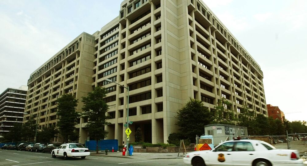 Fundo Monetário Internacional (FMI)