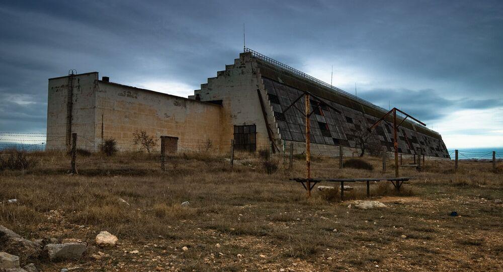 Estação de alerta precoce antimísseis Dnepr, Crimeia