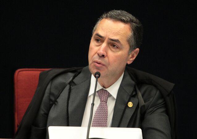 Ministro do Supremo Tribunal Federal Luís Roberto Barroso