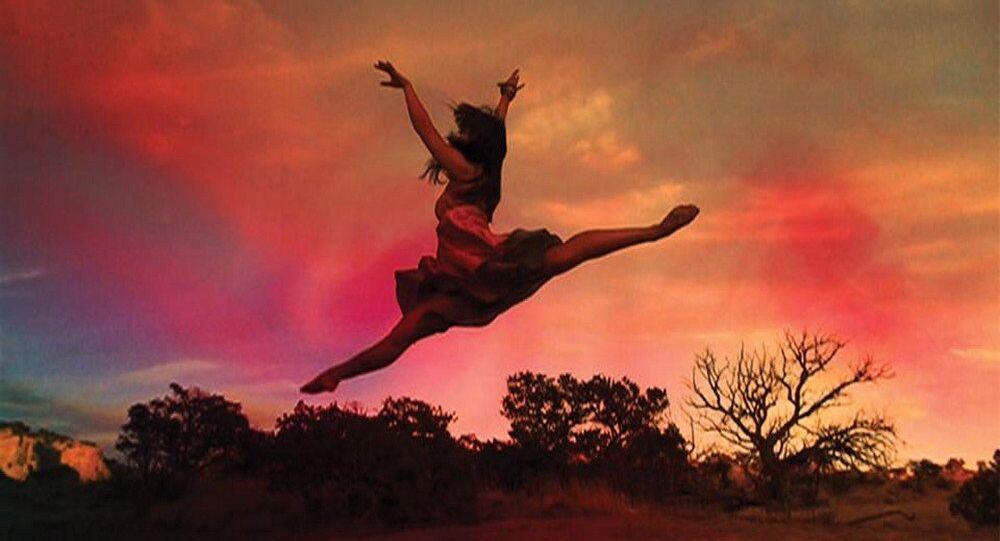 Festival Dança em Foco no Rio - Videodança Grey Matter- USA