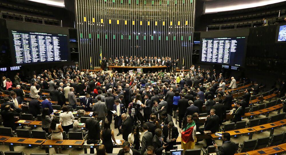 Congresso Nacional Vota Nova Meta Fiscal