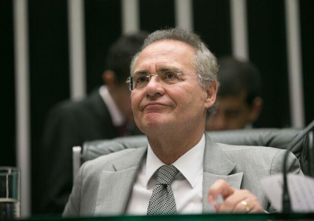 Parlamentares repercutem conversas divulgadas entre Renan Calheiros e ex-presidente da Transpetro