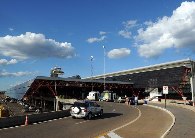 Aeroporto de Brasília (Infraero)