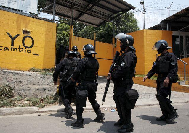 Polícia de El Salvador