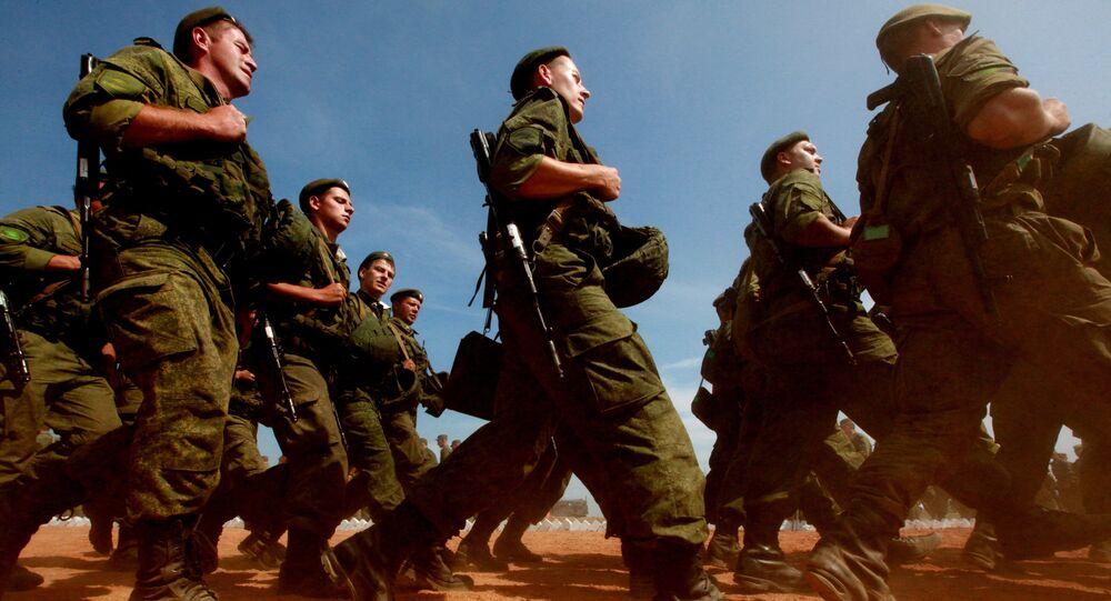 Exército da Rússia