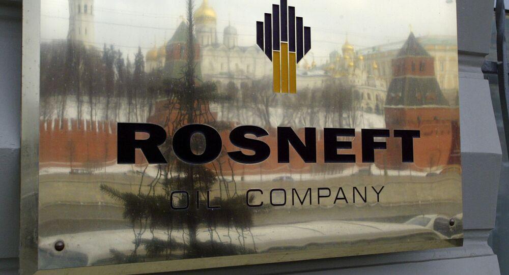Estatal russa petrolífera Rosneft
