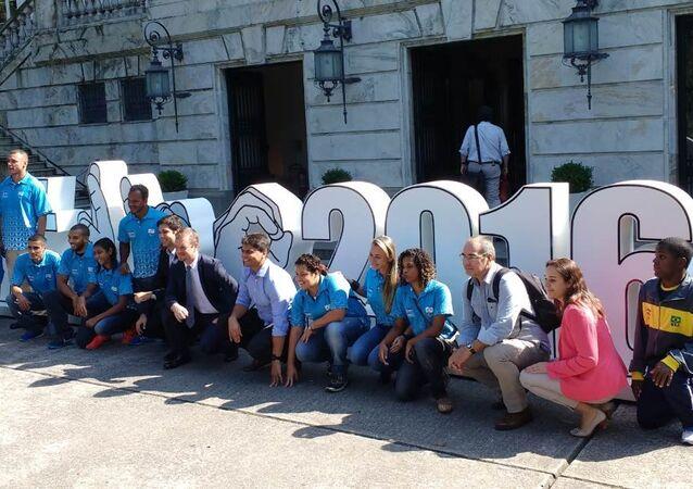 Faltam 100 dias para os Jogos Paralímpicos Rio 2016