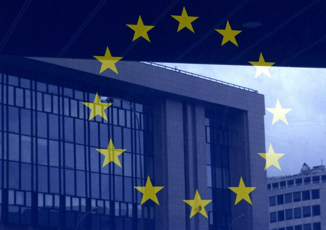 Sede do Conselho Europeu em Bruxelas