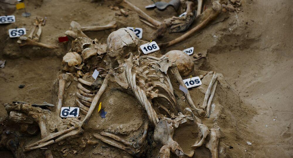 Escavação Arqueológica