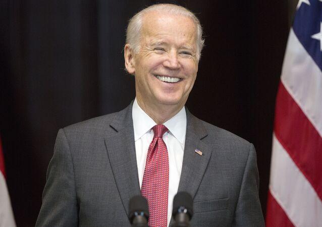 Joe Biden, vice-presidente dos Estados Unidos