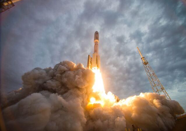 Foguete portador norte-americano Atlas V