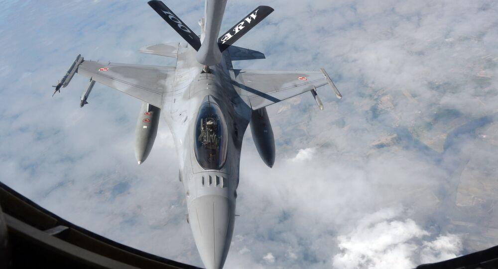 Jogos de guerra da OTAN, Anakonda-16