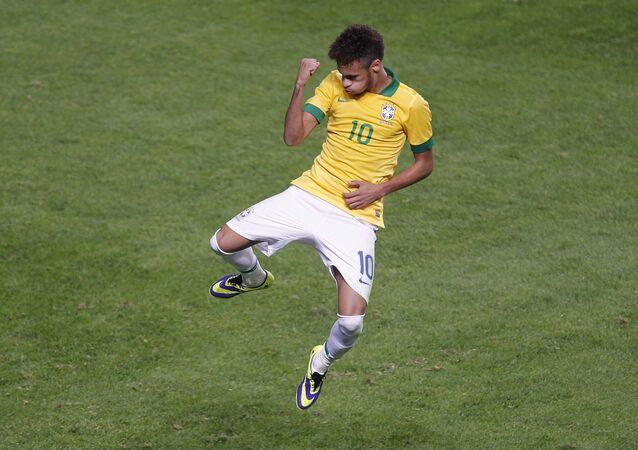 Neymar Jr., ícone brasileiro na #PrimeiraGuerraMemeal