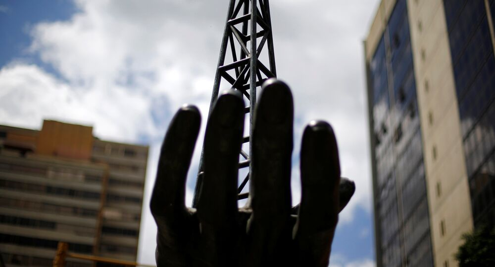 Estatal de petróleo venezuelana PDVSA