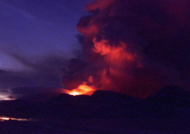 Erupção do Hekla em 2000