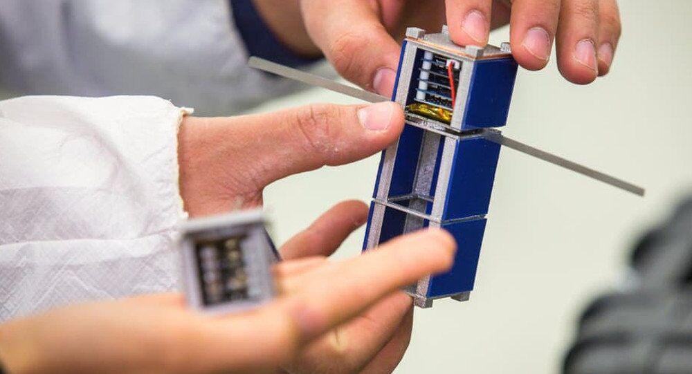 Nano-satélite