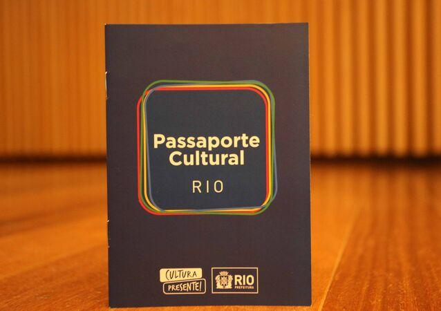 Passaporte Cultural Rio