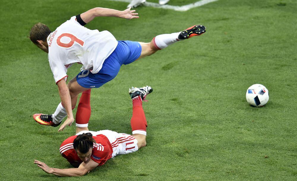 Rússia e País de Gales pela última rodada do grupo B da Euro 2016