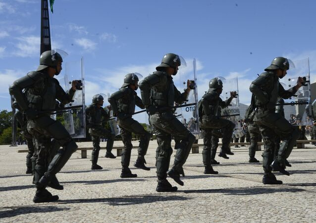 Governo Federal garante que segurança será reforçada durante os Jogos Rio 2016