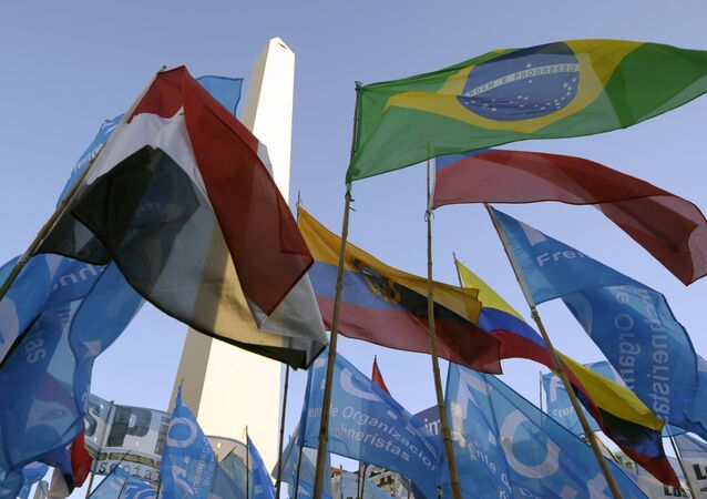 Bandeiras de Mercosul