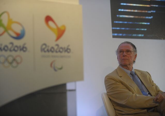 Carlos Arthur Nuzman, presidente da Rio-2016.
