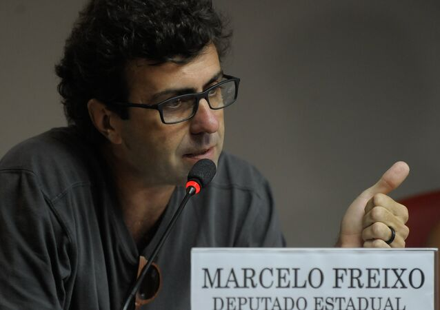 Marcelo Freixo (PSOL)