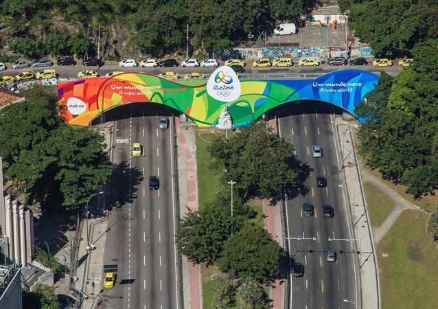As filmagens do vídeo foram realizadas em diferentes partes da cidade, com participação de jovens atletas que sonham em participar dos Jogos