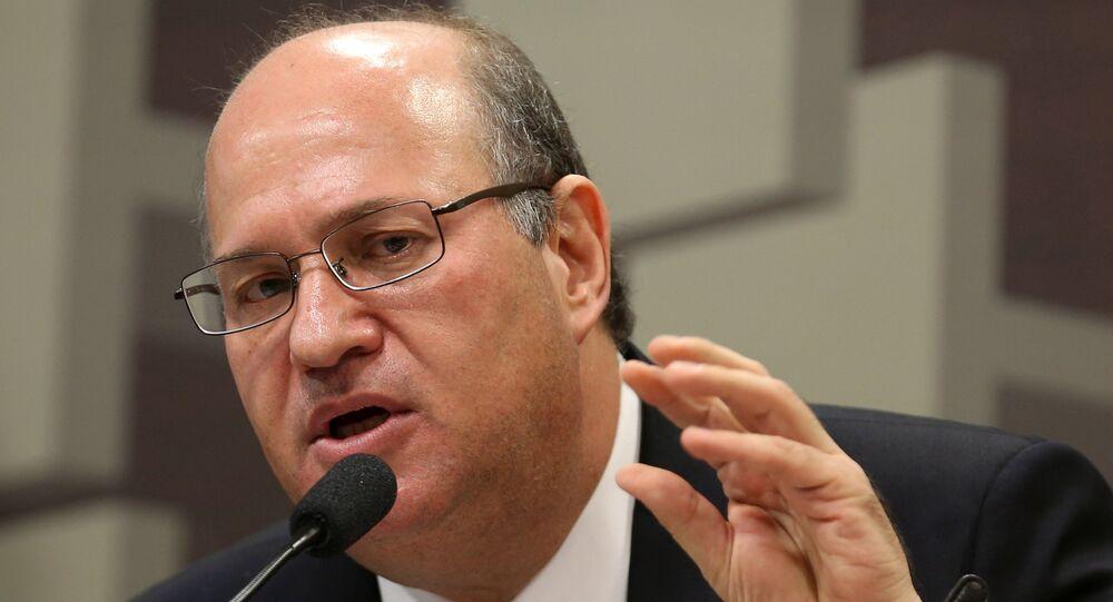 Presidente do Banco Central Ilan Goldfajn