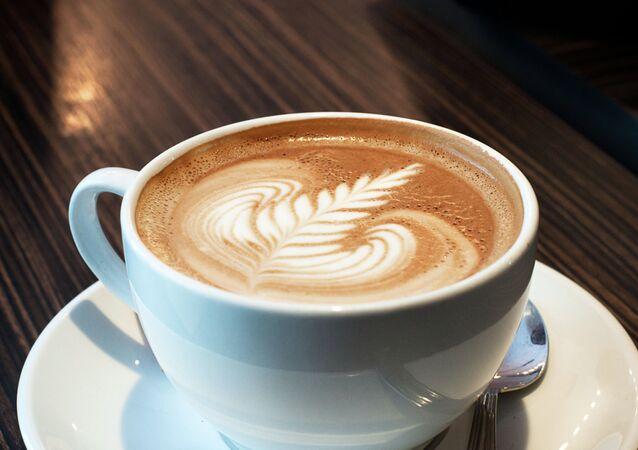 Xícara de café (foto de arquivo)