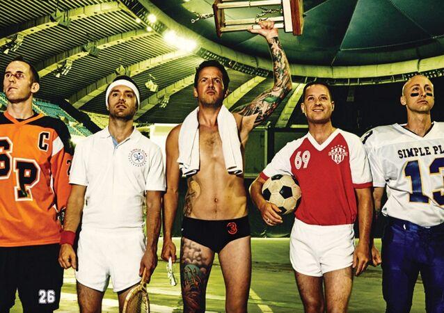 Simple Plan virá ao Brasil em dezembro