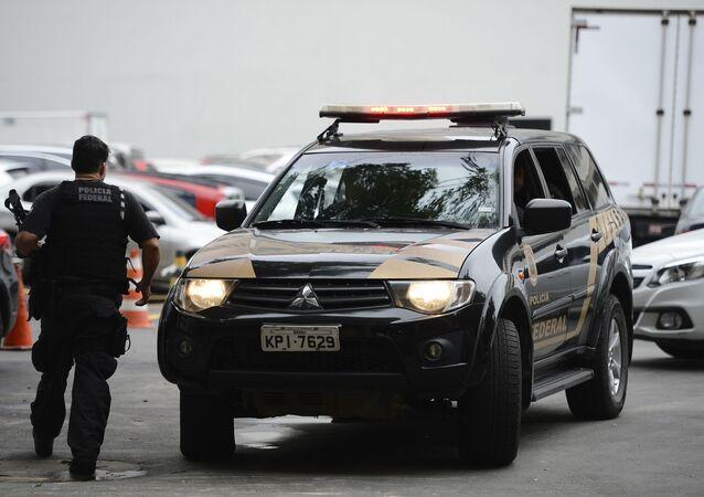 Polícia Federal em ação (foto de arquivo)